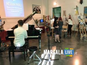 Liceo Rosina Salvo Trapani-Nessun parli (1)