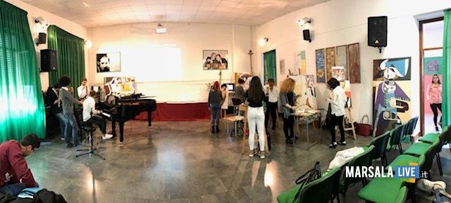Liceo Rosina Salvo Trapani-Nessun parli (11)