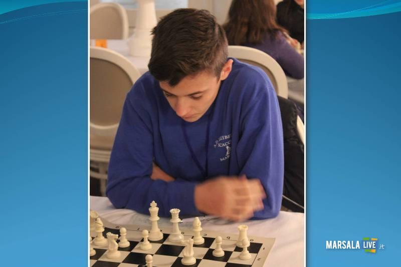 Marco Morana quinto al Città di Palermo scacchi