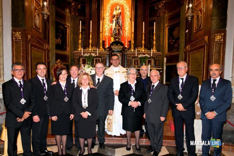 Nuovo Consiglio Confraternita Addolorata Marsala