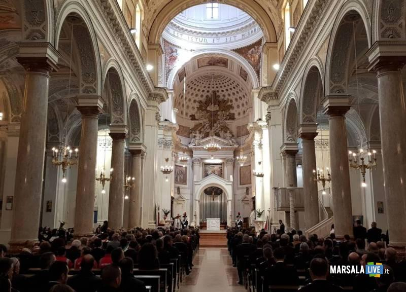 Virgo Fidelis Carabinieri Cattedrale Trapani (3)