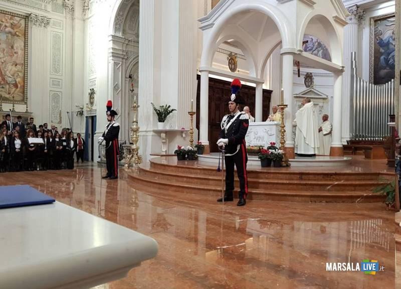 Virgo Fidelis Carabinieri Cattedrale Trapani (4)