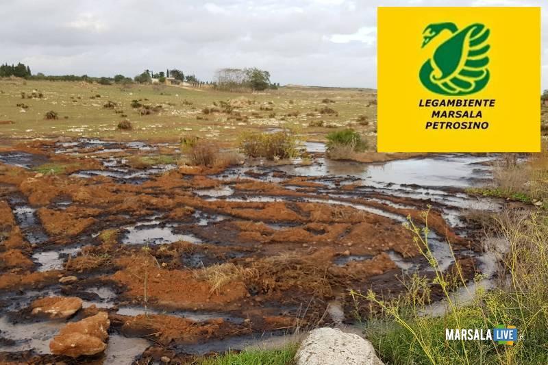 campobello-mazara-acque-frantoi-scaricate-area-protetta