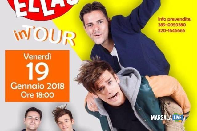 i Pantellas a Marsala teatro Impero 2018