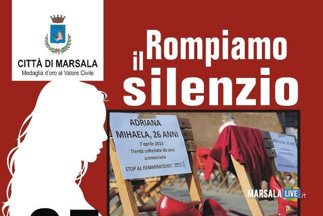 marsala - rompiamo il silenzio