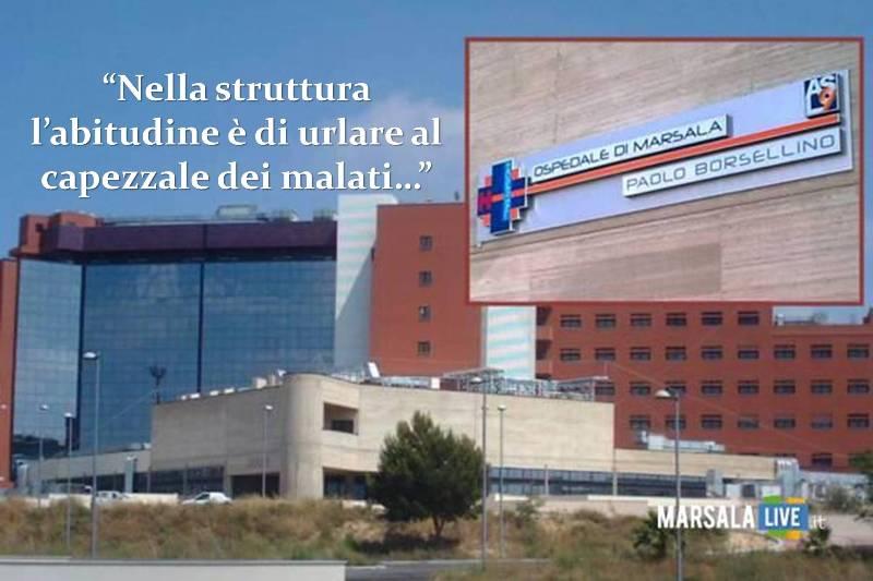 ospedale marsala malasanità
