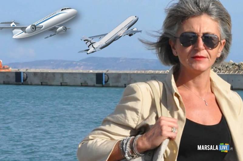 pamela orrù aereo airgest birgi