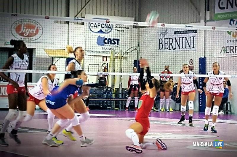 sigel marsala volley dicembre 2017