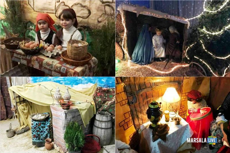 5 circolo presepe bambini vivente Marsala Strasatti 01