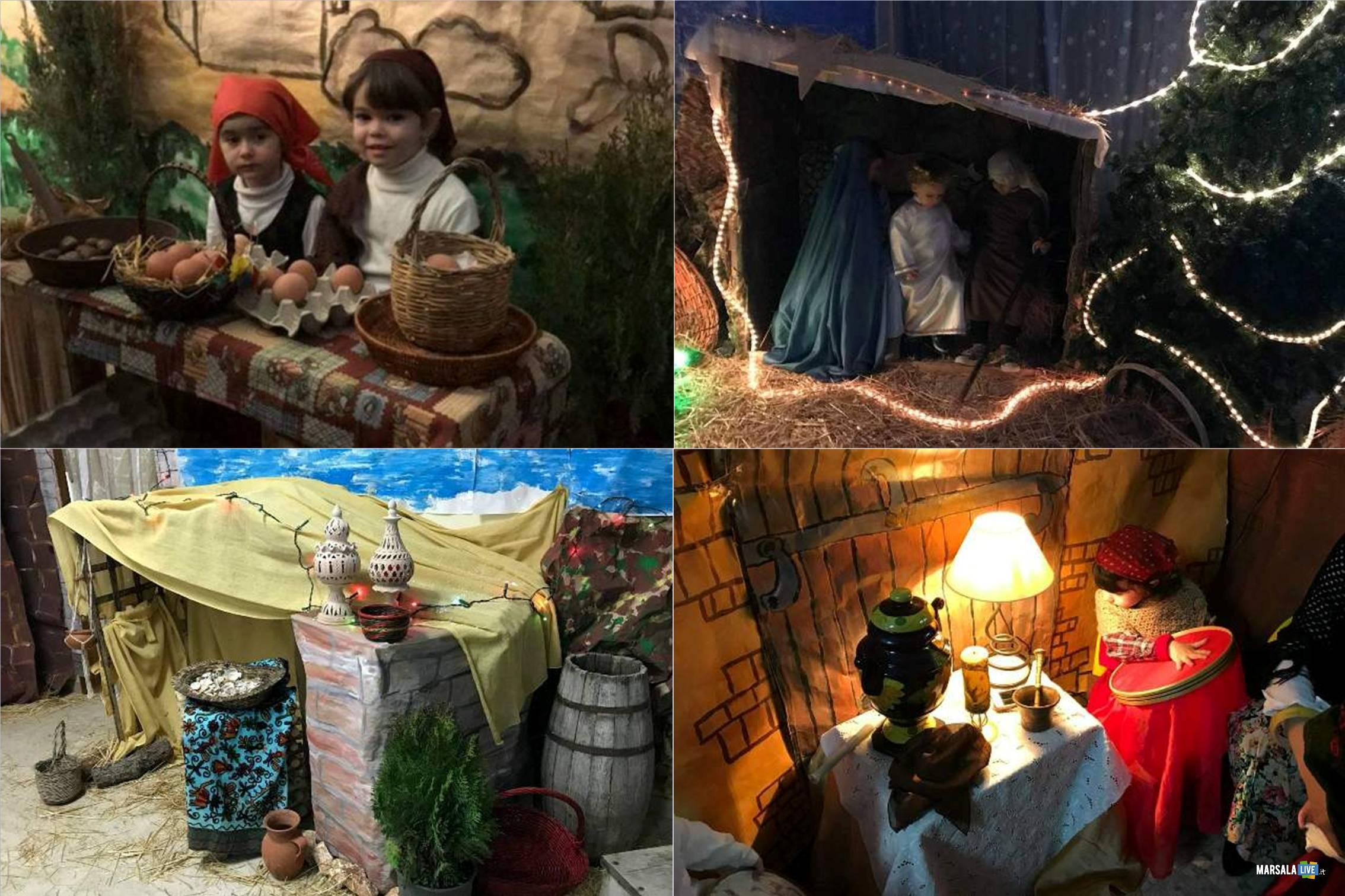 5 circolo presepe bambini vivente Marsala Strasatti 1