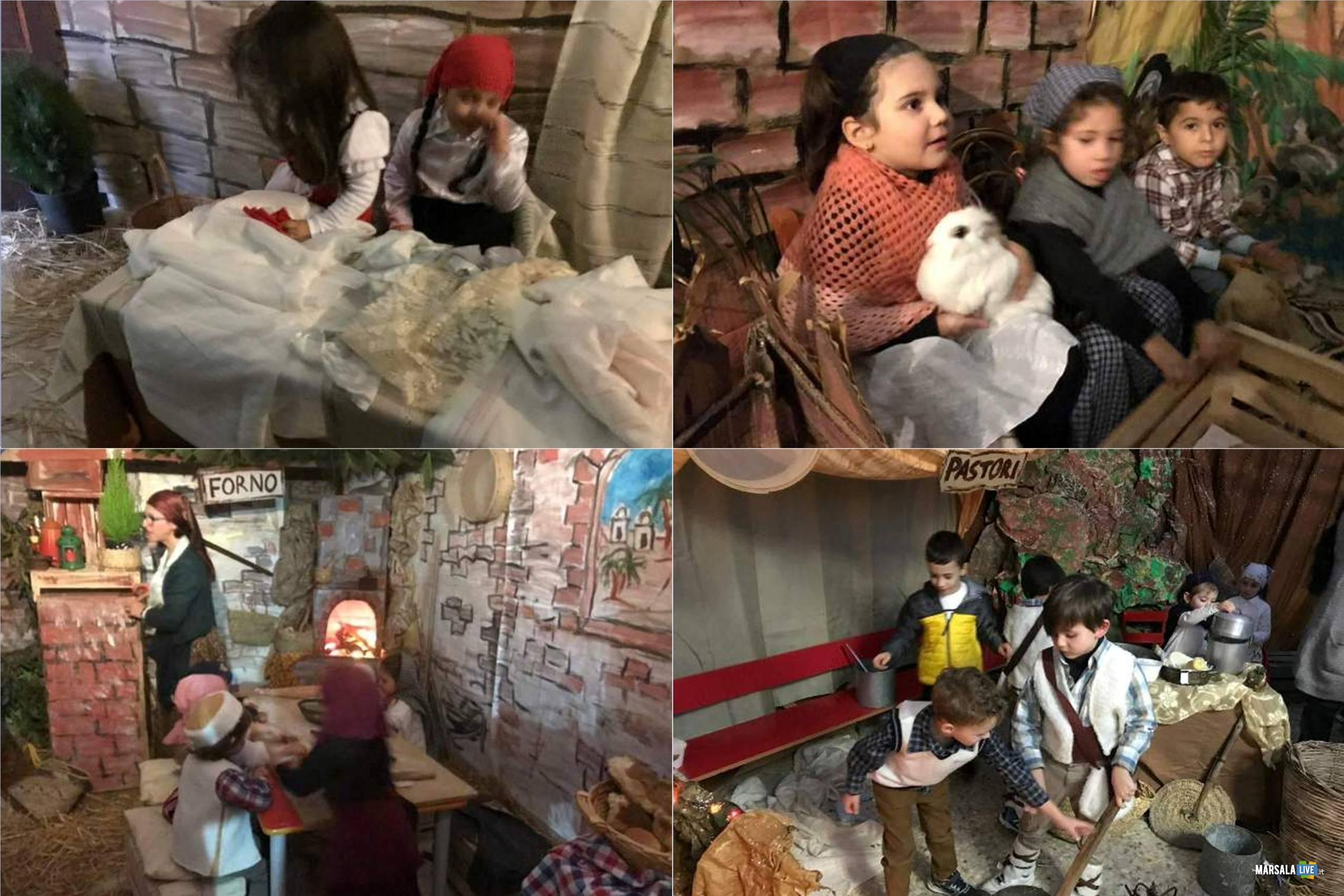 5 circolo presepe bambini vivente Marsala Strasatti 2