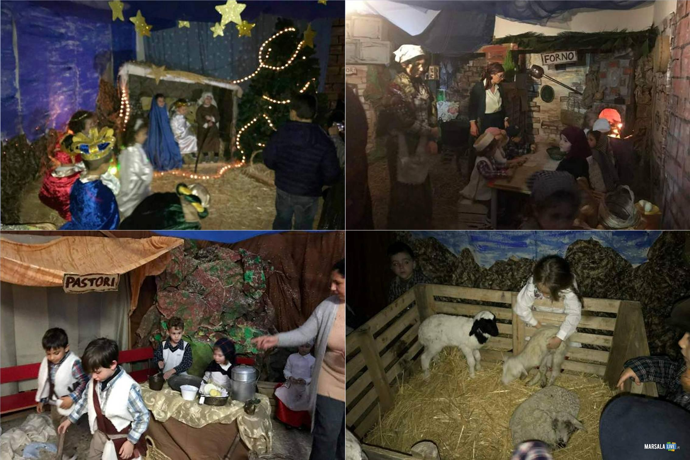 5 circolo presepe bambini vivente Marsala Strasatti 3