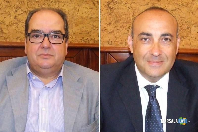Flavio-Coppola-e-Giovanni-Sinacori-Iniziativa Democratica e Popolare