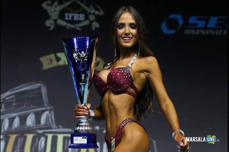 Francesca Marino vince Ludus Maximus IFBB 2017