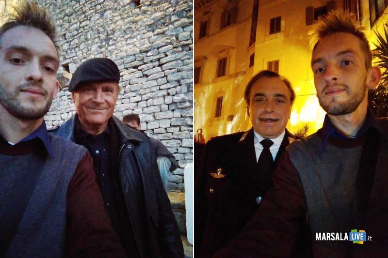 Giovanni Amoroso cast fiction Rai Don Matteo