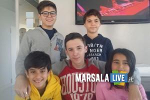 I cinque ragazzi lilybetani
