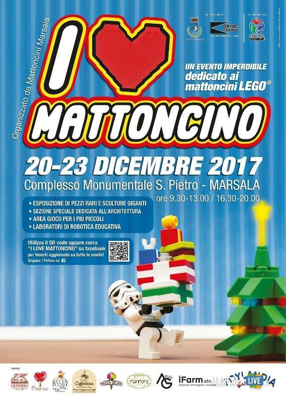 I love matttoncino Marsala LEGO®