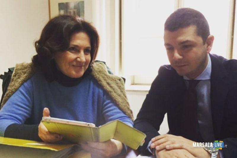 Vito Cimiotta e Ginetta Ingrassia