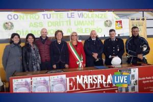 Petrosino inaugurazione sportello antiviolenza associazione Co.Tu.Le.Vi