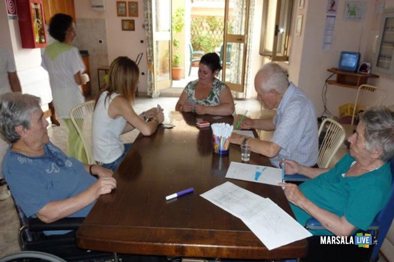 Servizio di attività integrativa anziani