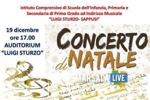 concerto di natale marsala