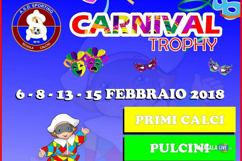 Asd Sporting 2014 carnival trophy 2018
