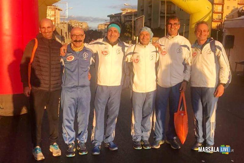 Atl. - Atleti Pol. Marsala Doc alla Maratona di Ragusa