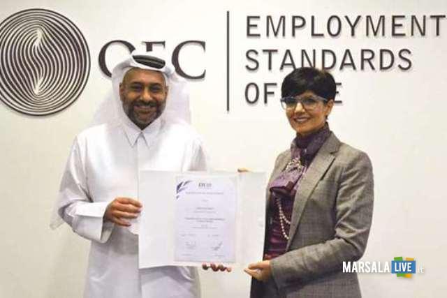 Divisione QFC esplora aree di cooperazione con il centro di formazione ILO