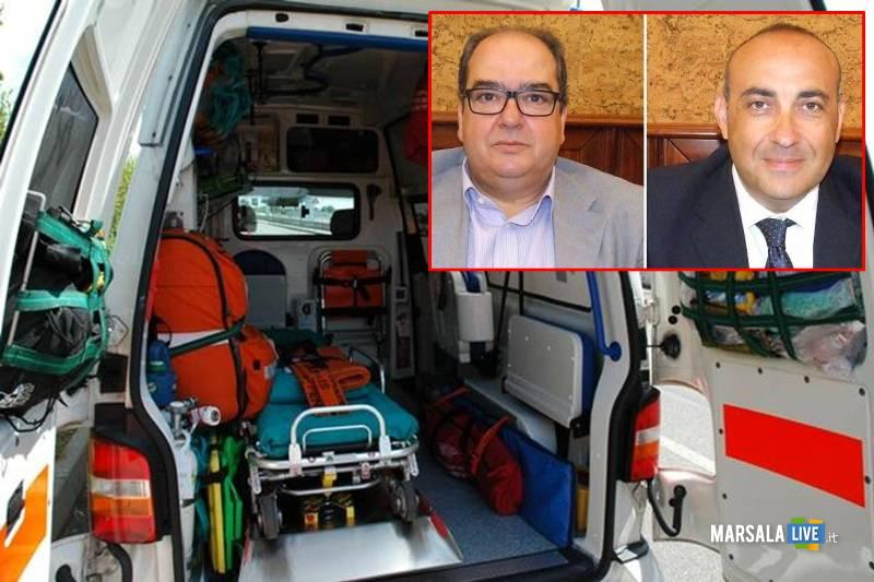 Flavio-Coppola-e-Giovanni-Sinacori-ambulanza-118