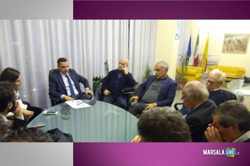 Incontro Cia Sicilia - Ass. Reg. all'Agricoltura Edy Bandiera