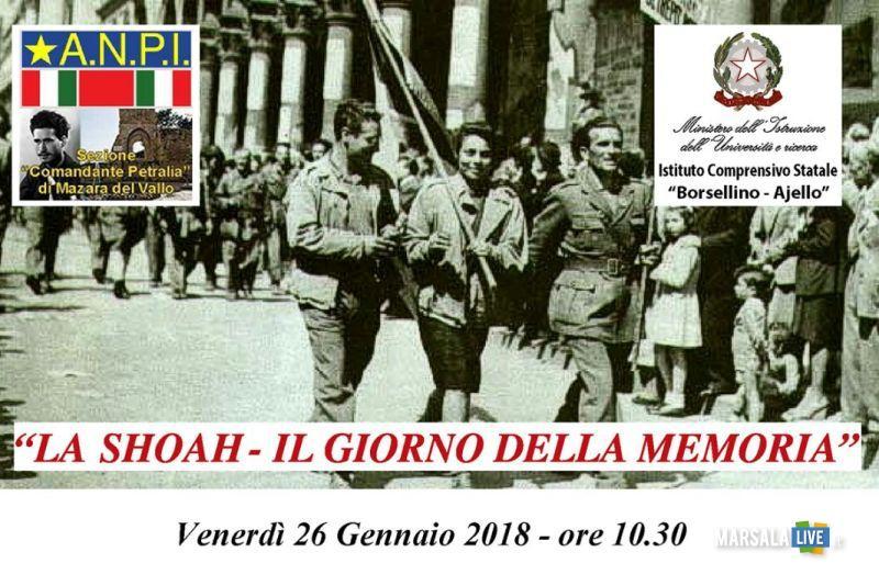 Locandina evento_La shoah, il giorno della memoria 1