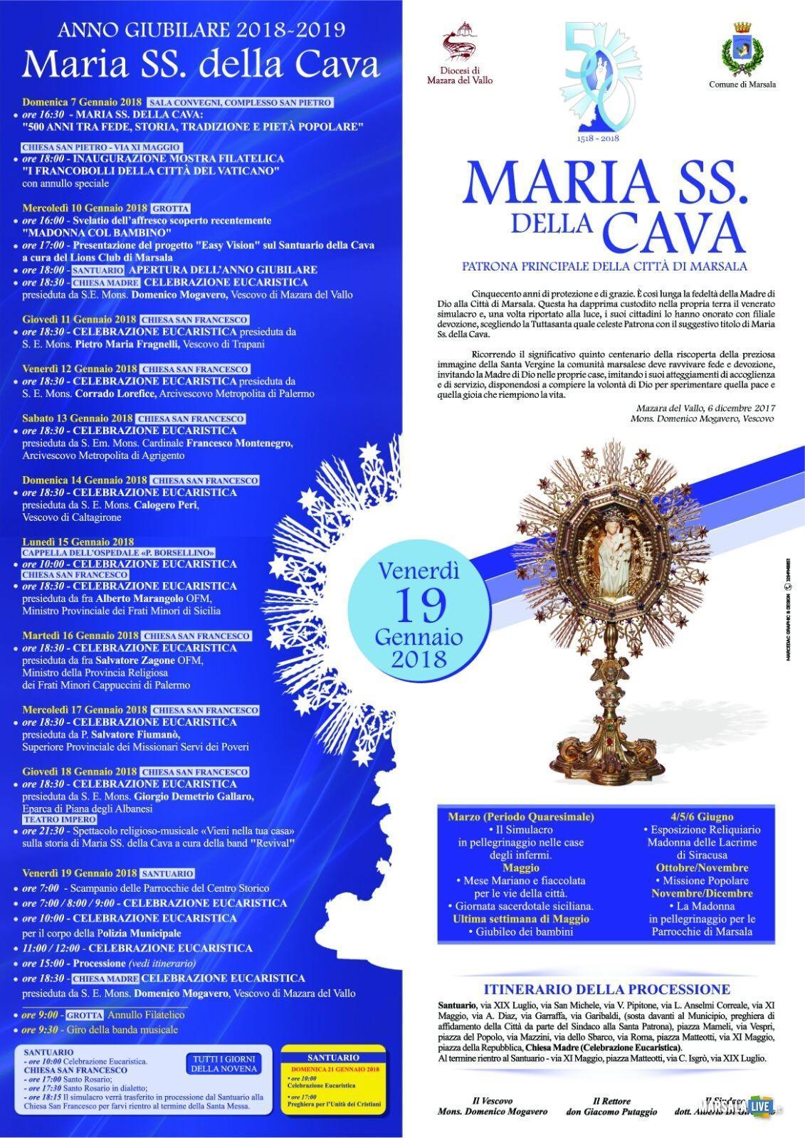 Madonna della Cava - MARSALA