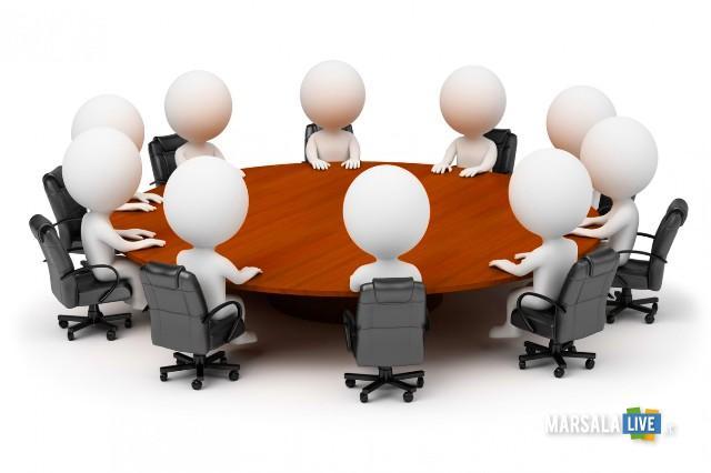 Marsala, attività amministrativa, incontro con i rappresentanti sindacali