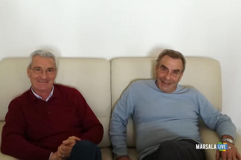 Peppe Bologna incontra il segretario della Cgil