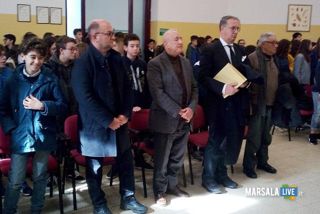 Shoah_Borsellino-Ajello_Pernice e Familiari partigiani