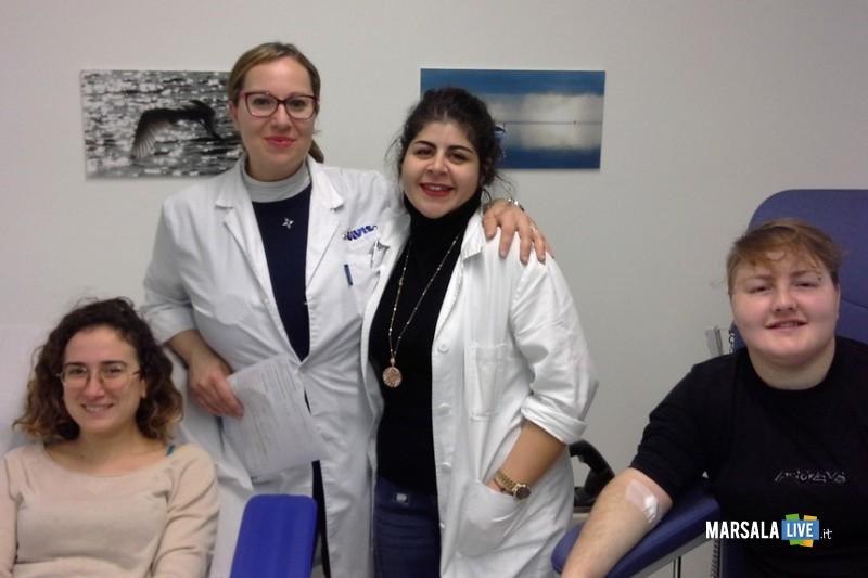 avis marsala Chiara Daidone - Gisella Struppa - Chiara Canale - Giusy Siragusa