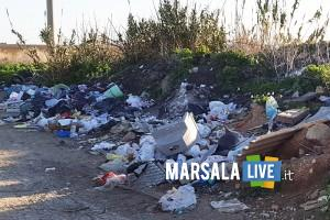 discariche abusive a marsala