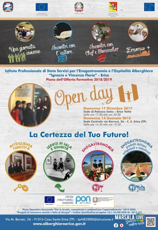 open day alberghiero 1