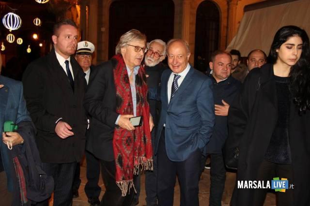 Quando Marina Ripa di Meana lanciò urina addosso a Vittorio Sgarbi