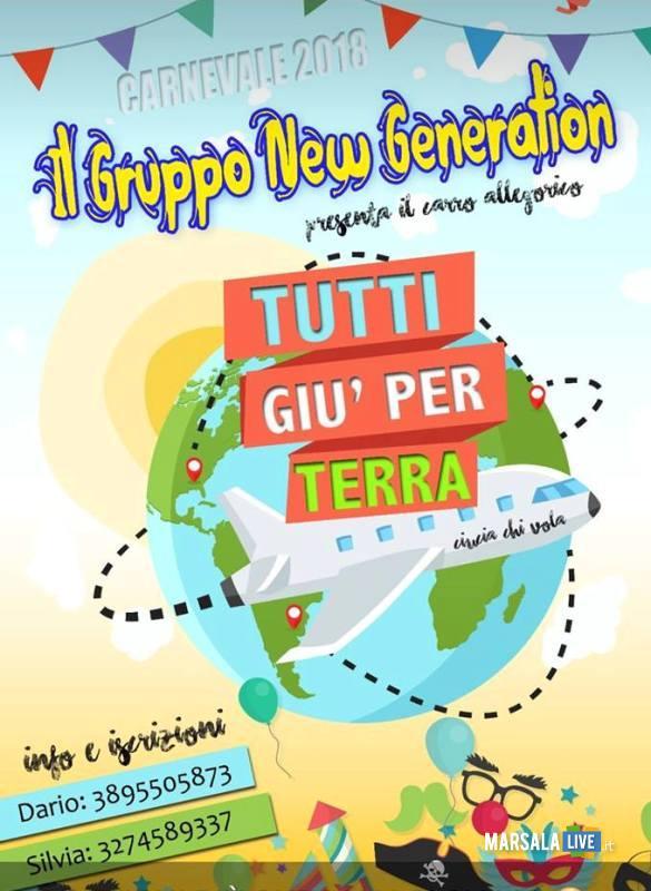 tutti-giù-per-terra-new-generation-carnevale-a-petrosino-2018