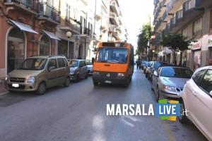 via roma marsala corriera autobus