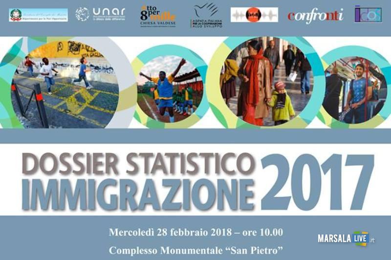 2018 - dossier immigrazione Marsala