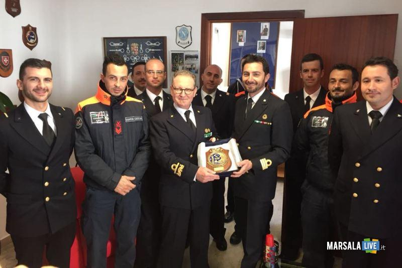 Contrammiraglio Salvatore Gravante Ufficio Circondariale Marittimo Marsala (1)