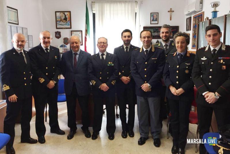 Contrammiraglio Salvatore Gravante Ufficio Circondariale Marittimo Marsala (2)