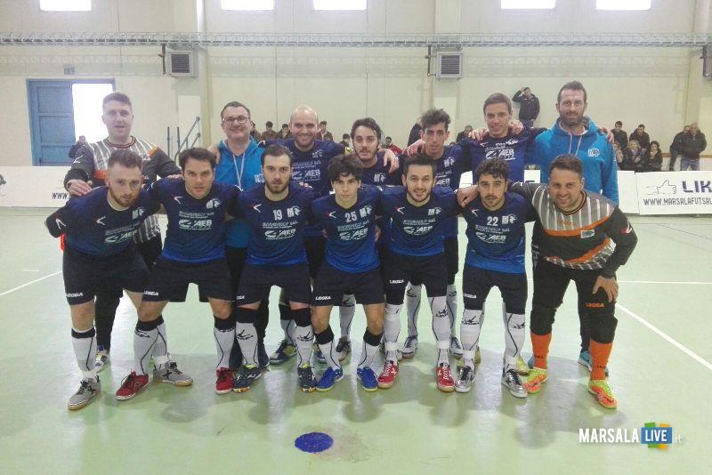 Marsala Futsal 2018 calcio a 5