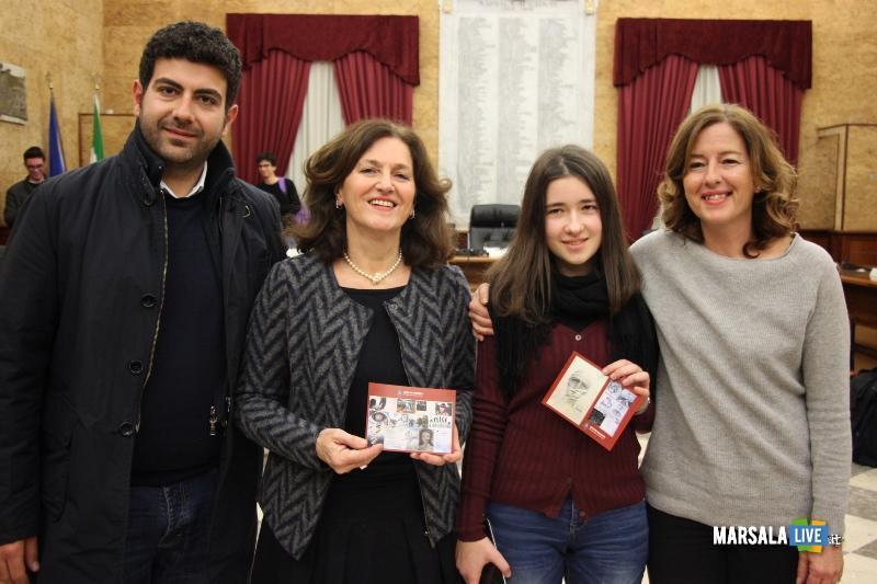 Premiazione Giulia Rallo