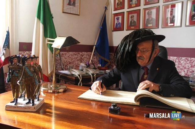 Presidente Nazionale Bersaglieri 6 Reggimento Trapani (4)