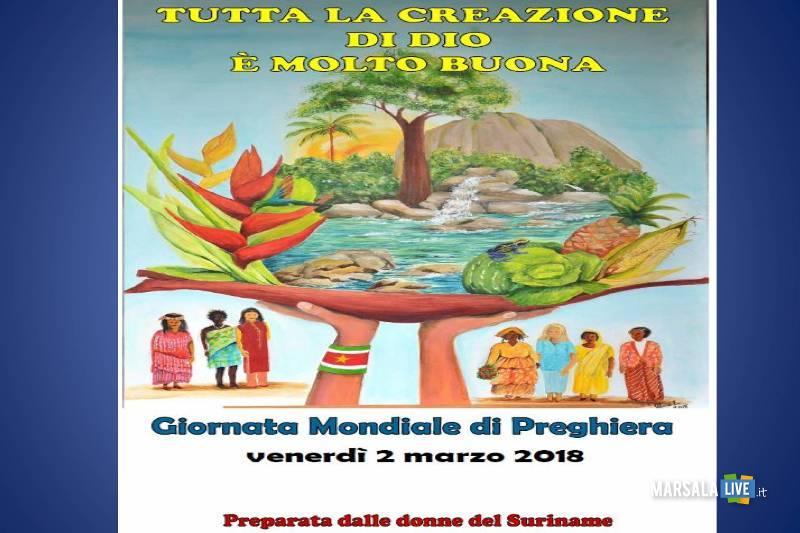 Serata ecumenica delle donne cristiane Marsala