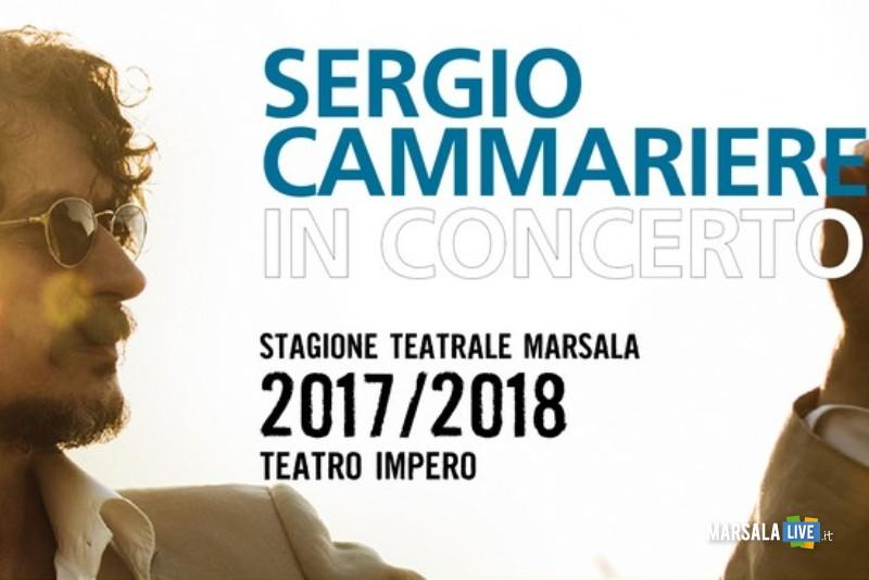 Sergio CAMMARIERE a marsala