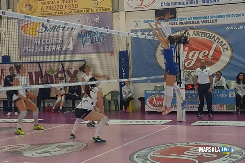 chieri Sigel Marsala Volley